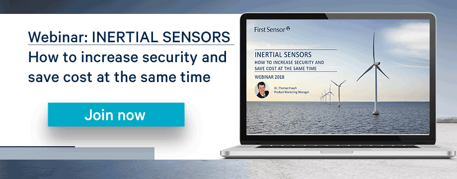 Inertial sensors | First Sensor
