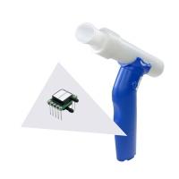 LDE Sensoren in neuem Spirometer von Geratherm