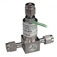 Series 9 miniature solenoid valves