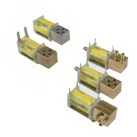 Series 11 miniature solenoid valves